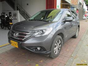 Honda Cr-v Ex C At