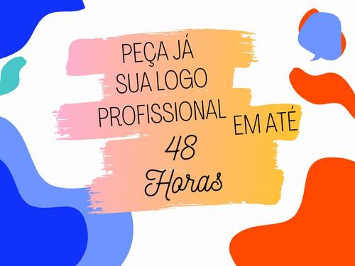 Imagem 1 de 2 de Logo Em Até 24 Horas