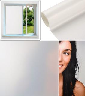 Pelicula Privacidad Blanco Mate 6m X 1.52m Envío Gratis
