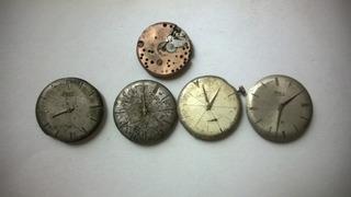 Máquinas Relojes Renis