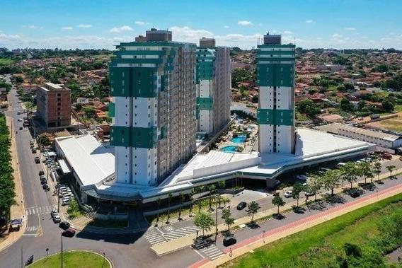 Olimpia Park Resort - Cota Apartamento Quitada Com Escritura
