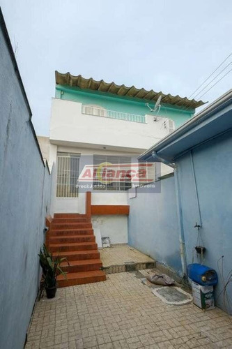 Casa Com 4 Dormitórios À Venda, 100 M² - Parque Santo Antônio - Guarulhos/sp - Ai16556
