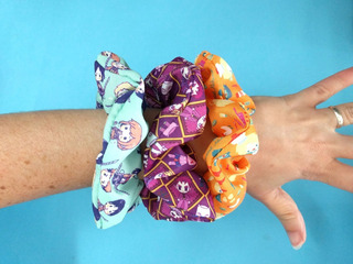 Scrunchies Anime Jojo