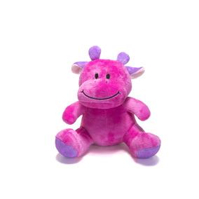 Bicho De Pelúcia 17cm - Vaquinha Pink - Unik Toys