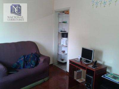 Casa Residencial À Venda, Vila Alto De Santo André, Santo André. - So2995