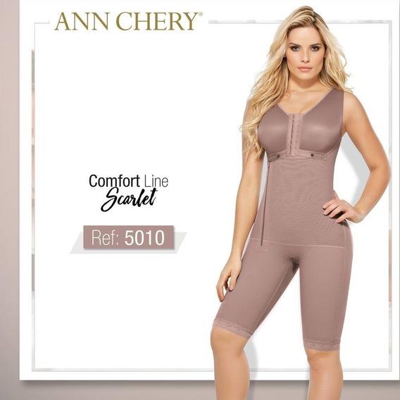Faja Colombiana Ann Chery Scarlet 5010