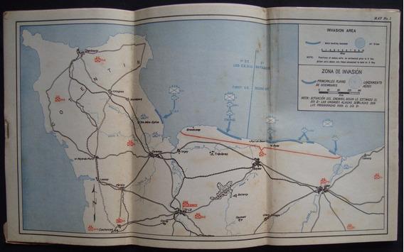 Mapas Antiguos Del Día D (cant. 16). 48876