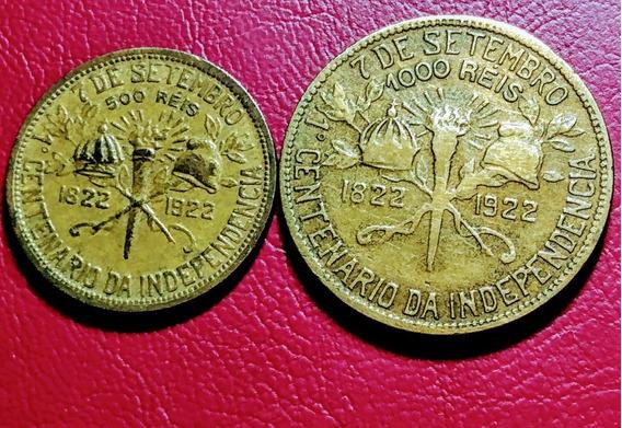 Monedas Brasil 2