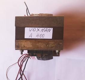 Transformador De Força Da Potência Voxman A 400 Original