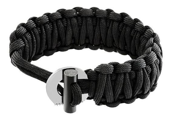 Pulseira Bracelete De Sobrevivencia Cord Mag Ntk Original
