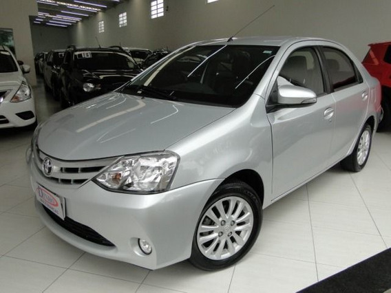 Toyota Etios Sedan Xls 1.5 16v Flex, Fei2153