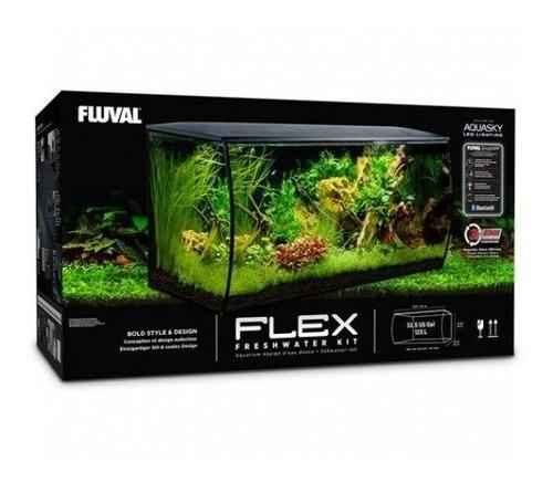 Acuario Fluval Flex 123 L