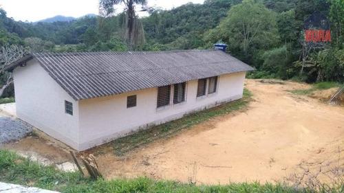 Chácara Com 2 Dormitórios À Venda, 5000 M² Por R$ 340.000,00 - Mairiporã - Mairiporã/sp - Ch0334
