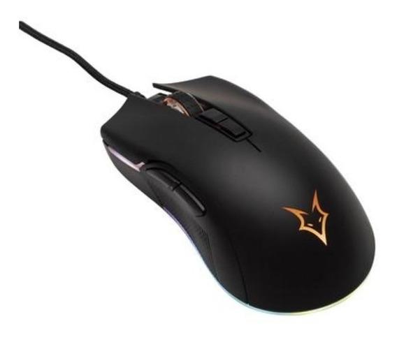 Mouse Gamer Husky Avalanche, Rgb, 7 Botões, 12000dpi - Mo-ha