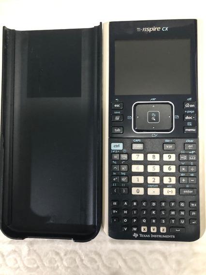Calculadora Gráfica Texas Instruments Ti Nspire Cx