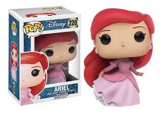Funko Pop Disney- Ariel (con Vestido) - En Stock!!