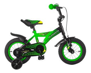 Bicicleta Niño Spider Aurora R12 Envio Gratis A Todo El Pais