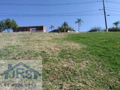 Condomínio Terras De São Fernando Terreno 256m² - Te0089