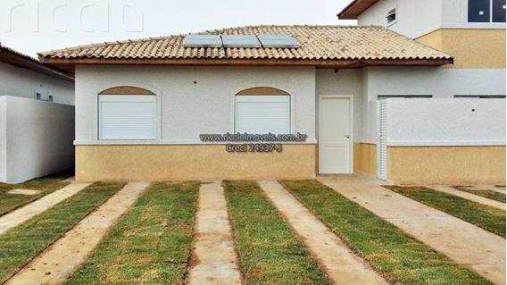 Casa Em Condominio - Centro - Ref: 2017 - V-ca0971