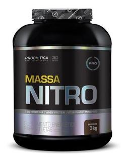 Massa Nitro No2 - 3kg - Probiótica