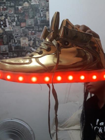 Sapatos De Ledi Importado, Usado Poucas Vezes!!!