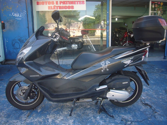 Honda Pcx 150 Ano 2016 R$ 10.899 Troca Financia