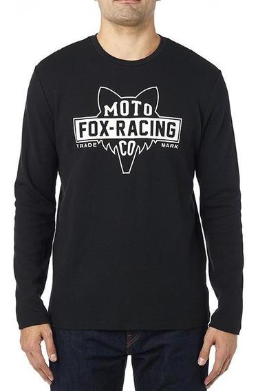 Playera Fox Flathead Thermal Ls
