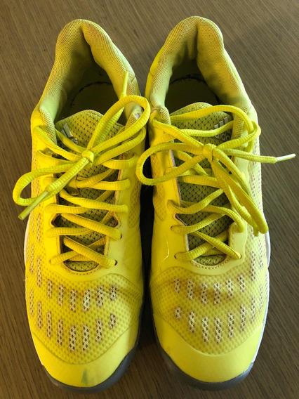 Zapatillas De Tenis Niño Talle 38, 5 1/2 Americano adidas