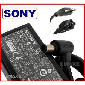 Fonte Carregador De Notebook Sony Vgp- Ac19v68