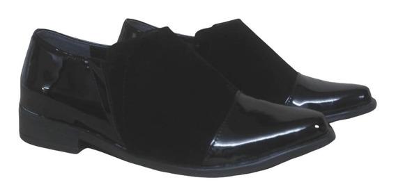 Zapato Mujer Mocasin Chatita Balerina Calzado Dama