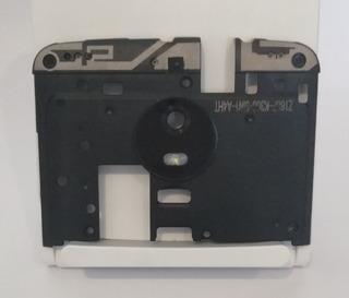 Carcaça Superior Com Lente Da Câmera Moto E4 Xt1763 Original
