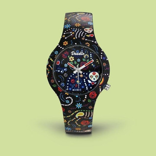 Reloj Doodle Watch - Dama - Do35014 - Santa Muerte