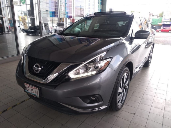 Nissan Murano 2019 3.5 Exclusive Awd Cvt