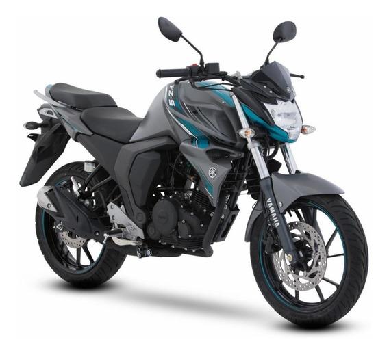 12 Cuotas Sin Interes Yamaha Fz Fi D Okm 2020 Plan Nacion