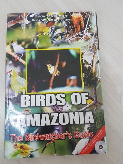Frete Gratis - Livro: Pássaros Da Amazônia