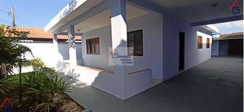 Imagem 1 de 15 de Casa Para Venda Em Mongaguá, Balneário Flórida Mirim, 3 Dormitórios, 1 Suíte, 1 Banheiro, 4 Vagas - 654_1-1323835