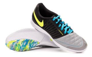Zapatilla Nike Lunar Gato Ii /black-volt-wolf Grey-light Cur