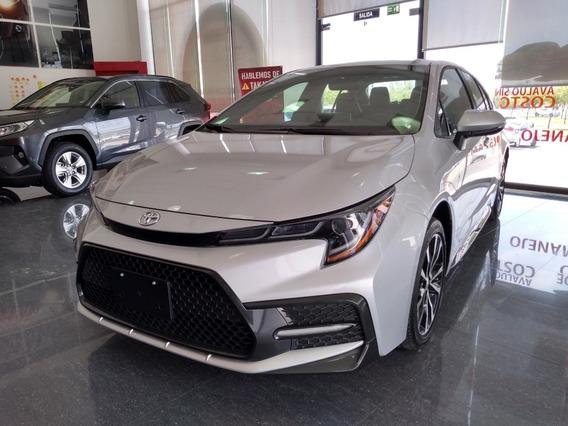 Toyota Corolla Se Cvt 2020 Demo Plata