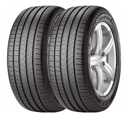 Kit X2 Neumáticos Pirelli 225/60 R17 Scorp Verde 103h