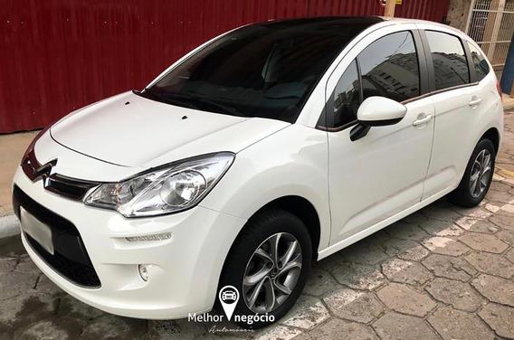 Citroën C3 Tendance 1.6 Vti Flex Aut. 2017 Branco
