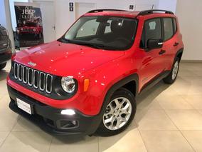 Jeep Renegade 100% Financiado Con Entrega Pactada En Cuota 2