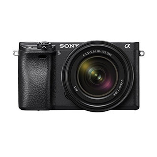 Sony A6300 Mirrorless Camera With 18 135mm Lens With Lcd