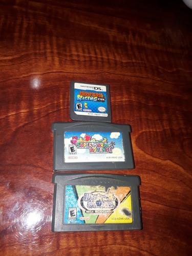 Juegos Nintendo Gameboy Ds