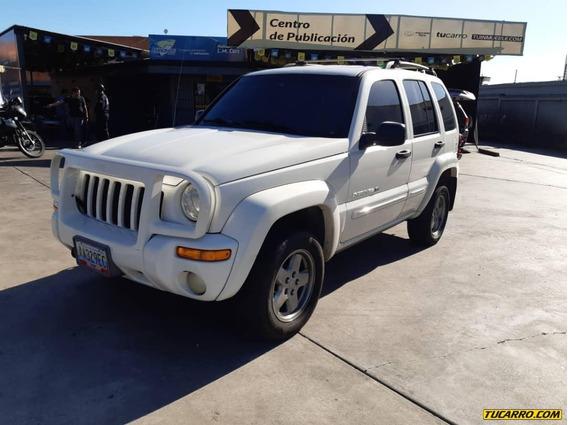 Jeep Cherokee Liberty Automatica 2002