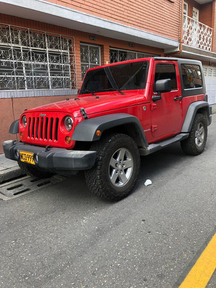 Jeep Rubicon 3.8 Full