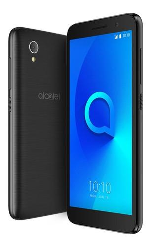 Imagen 1 de 6 de Celular Smartphone Alcatel 1 Re-look 1gb Ram 16gb 8mpx Negro