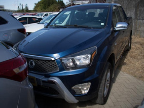 Ssangyong Actyon New Actyon Sport 4x4 2.0 Aut 2016
