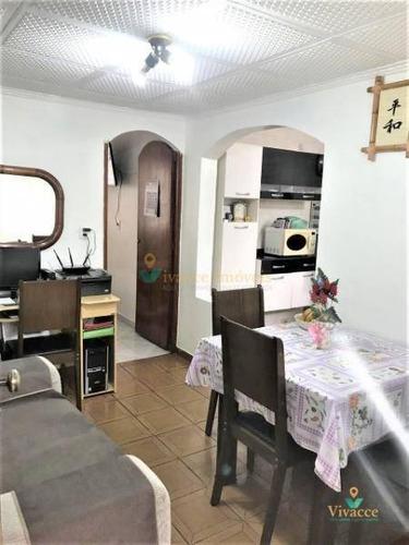 Imagem 1 de 21 de Apartamento À Venda, 49 M² Por R$ 168.000,00 - Artur Alvim - São Paulo/sp - Ap3036