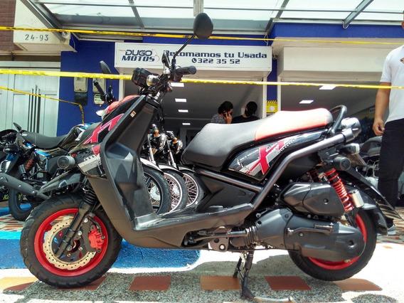 Yamaha Bws X Modelo 2014 Al Día ¡traspasos Incluidos!