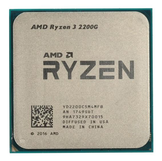 Processador AMD Ryzen 3 2200G 4 núcleos 68.7 GB